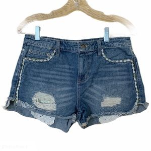 Free People Shorts with trim
